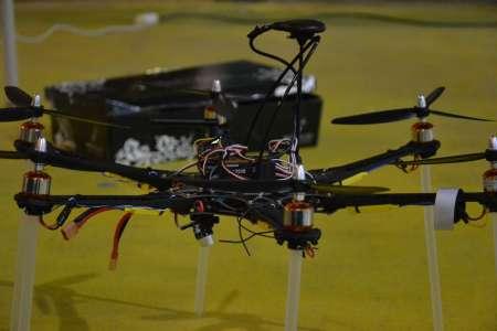 DRONES EN LA UTN
