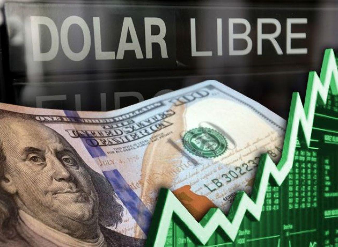 Suba del dólar