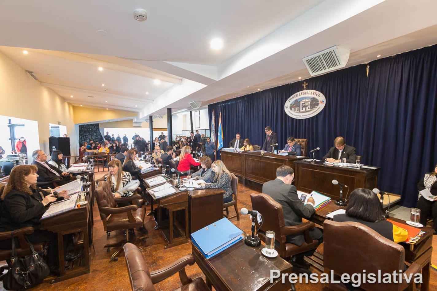 Legisladores recibirán a la Mesa de Salud de las Organizaciones Sociales