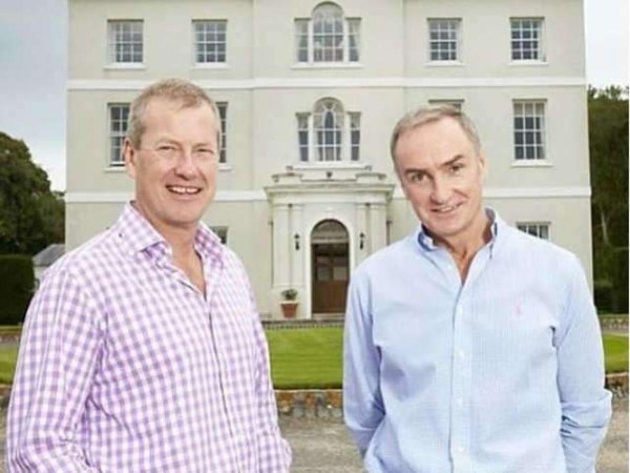 Lord Ivar Mountbatten, un primo de la reina Elizabeth, se casará con James Coyle a finales de este verano