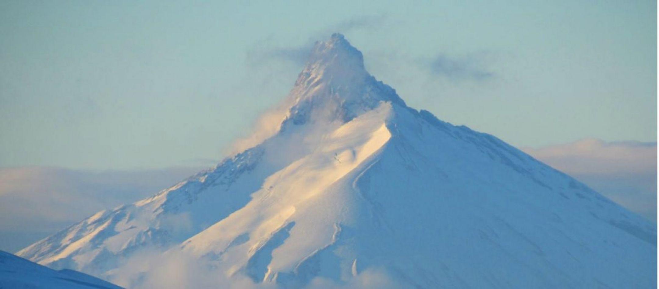 Volcán Puyehue en alerta amarilla