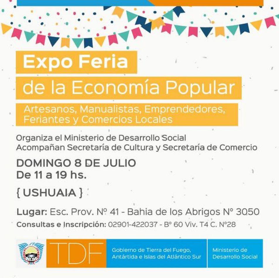 Expo Feria de la Economía Popular