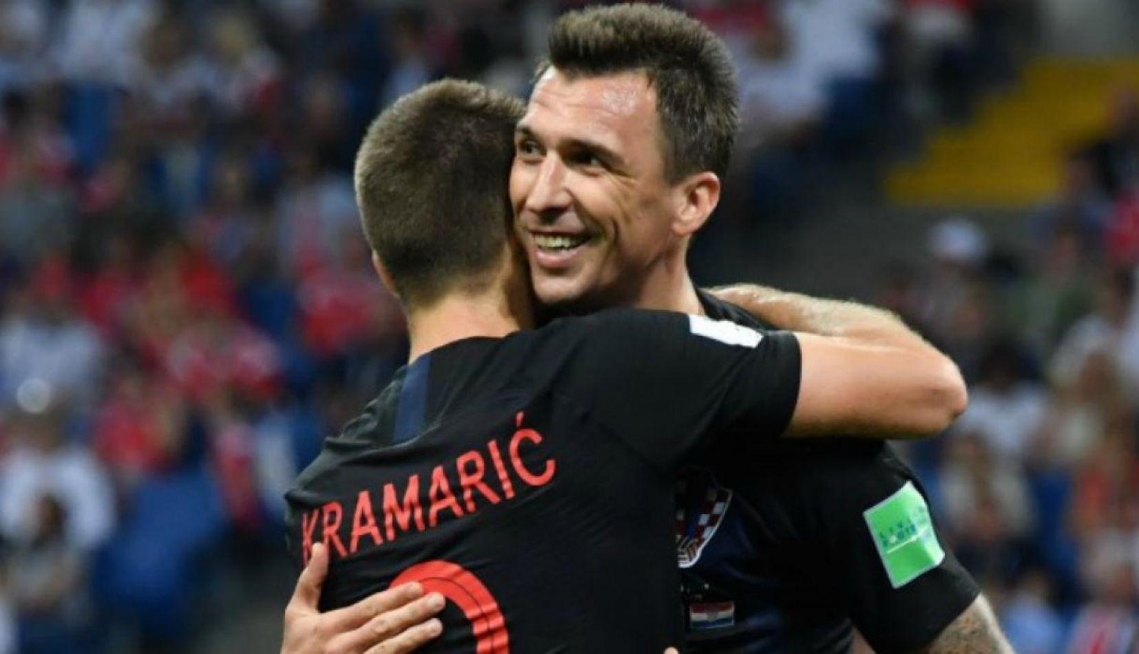 Por primera vez, Croacia jugara una final de Mundial.