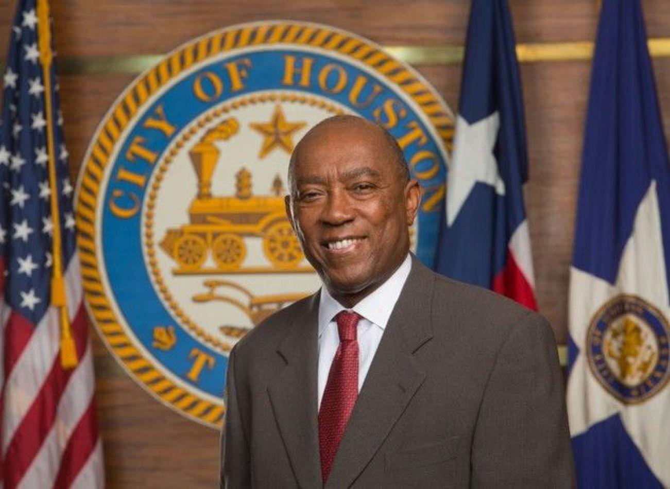 Alcalde Sylvester Turner