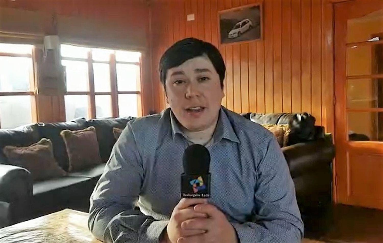 El concejal de Porvenir, Carlos Soto, se solidarizó con para con su par Paulino Rossi y se disculpó por el accionar del Cónsul Fuenzalida.
