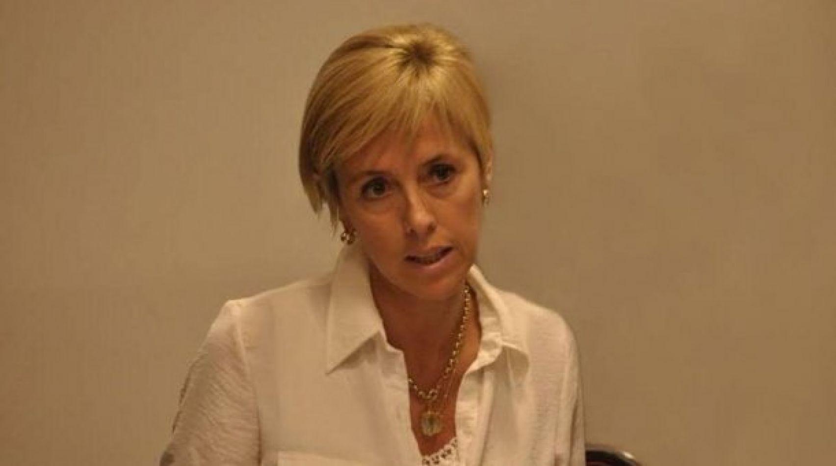 Silvina García Larraburu, senadora del FPV-Río Negro.