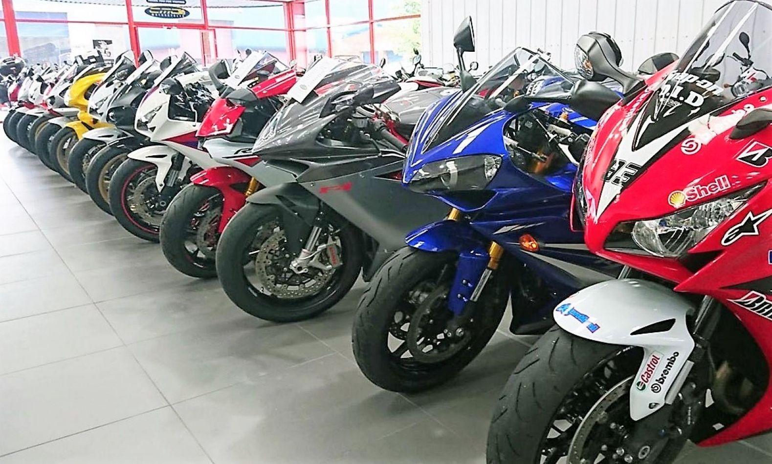 Crece la venta de motos en Tierra del Fuego.