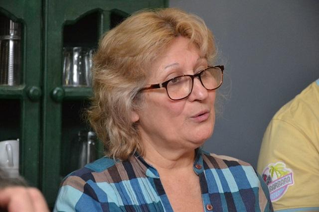 Nélida Antúnez, presidente de Cincotur.