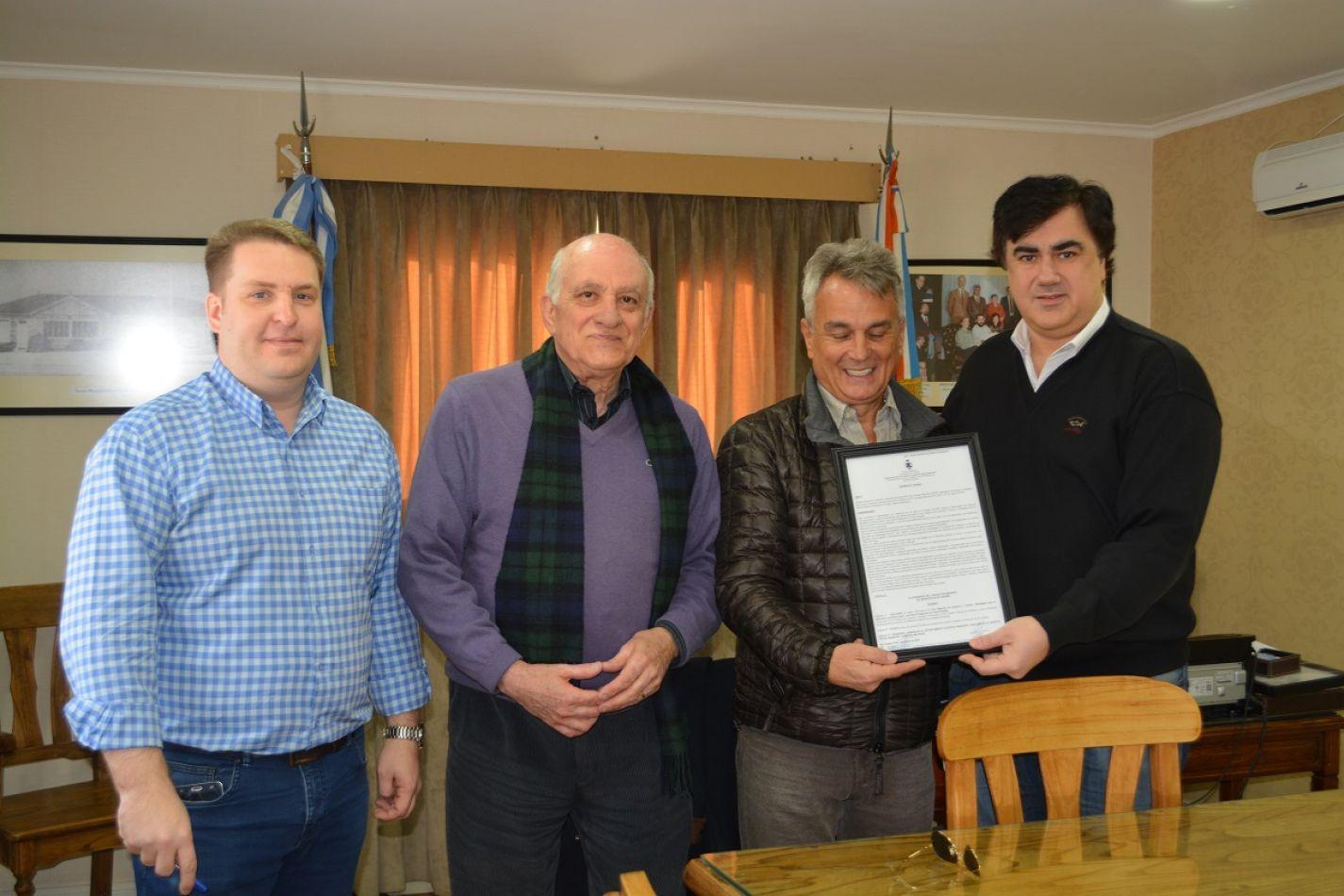 Declaran de Interés Municipal el Foro organizado por la CAME y la Cámara de Comercio de Río Grande