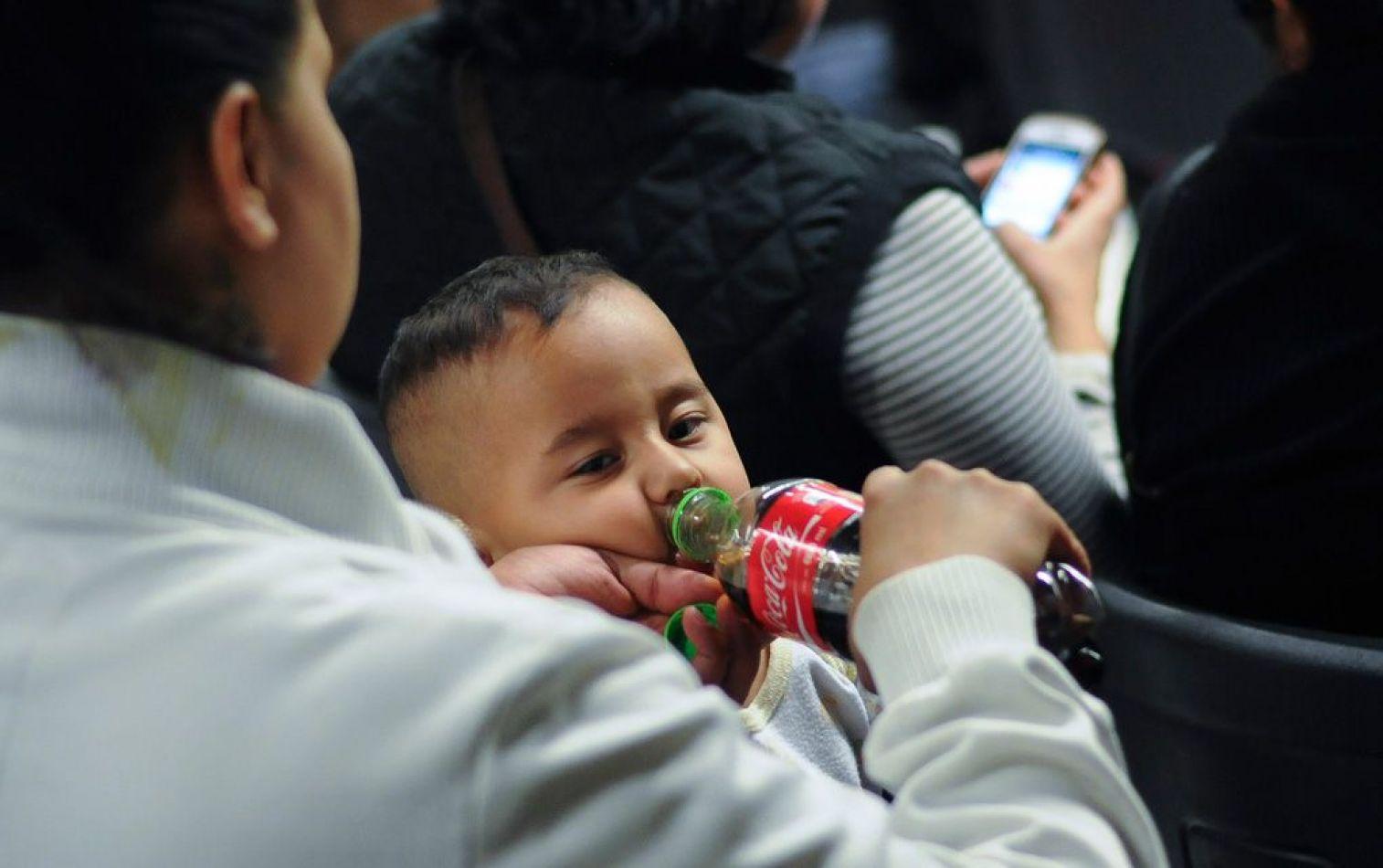 América Latina y el Caribe tiene el segundo mayor porcentaje de sobrepeso infantil del mundo (7,3%), equivalente a 3,9 millones de niños